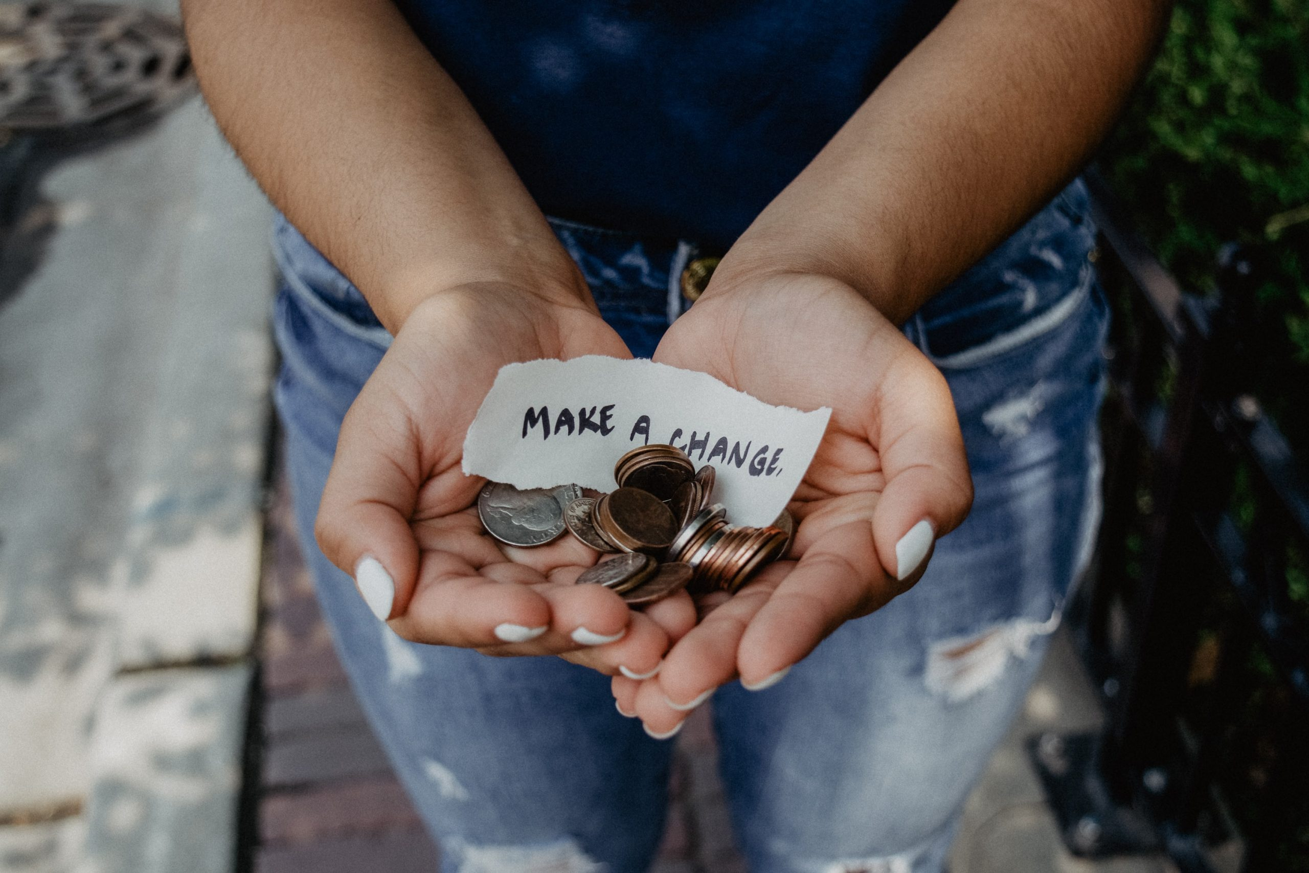 how to make sure your charitable donation makes a difference